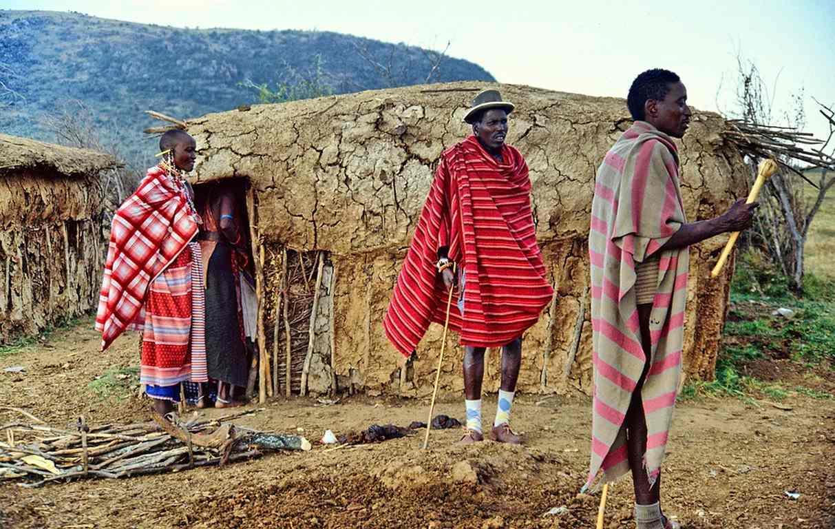 voyage en Afrique